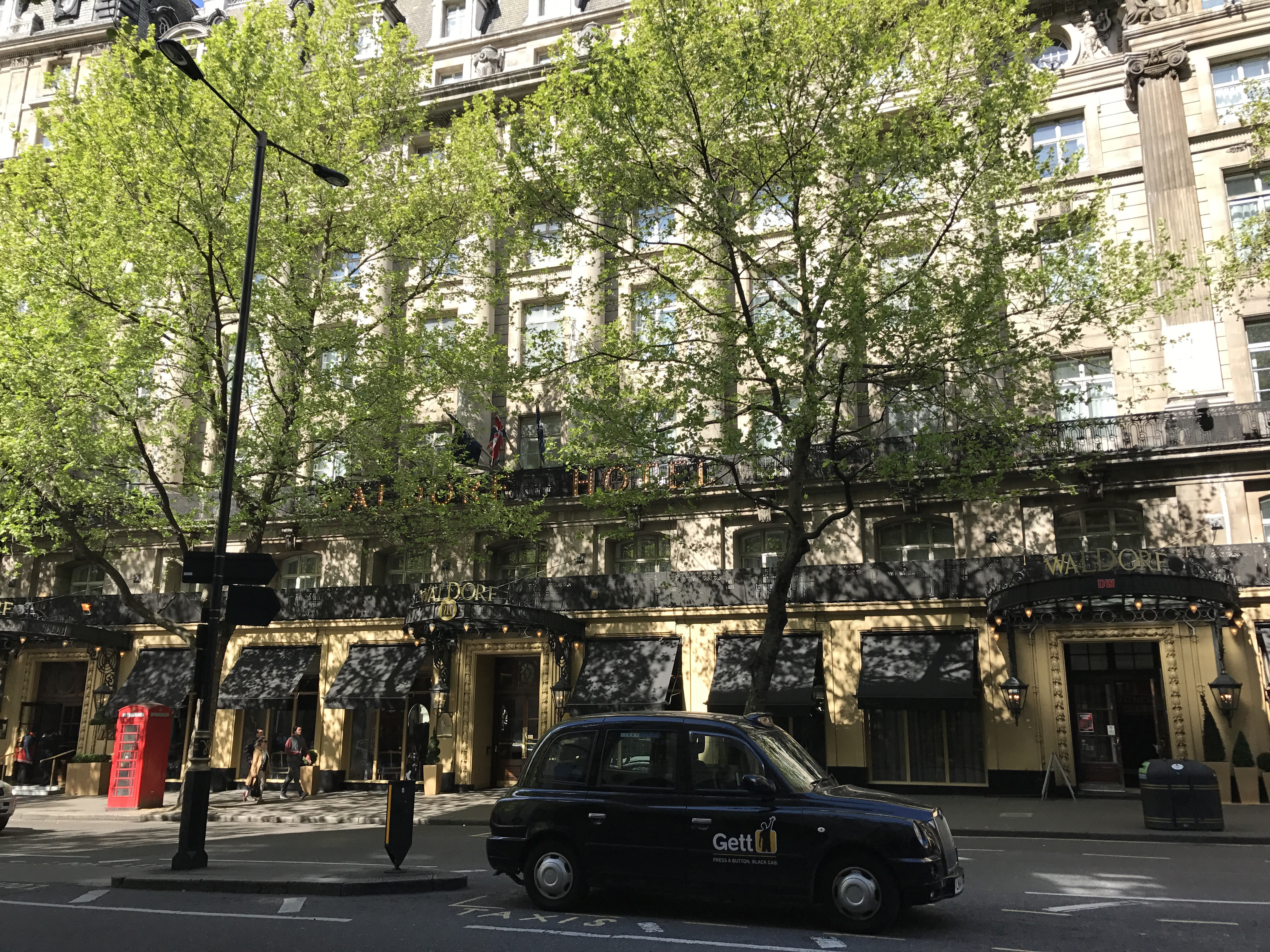 Waldorf Hotel London