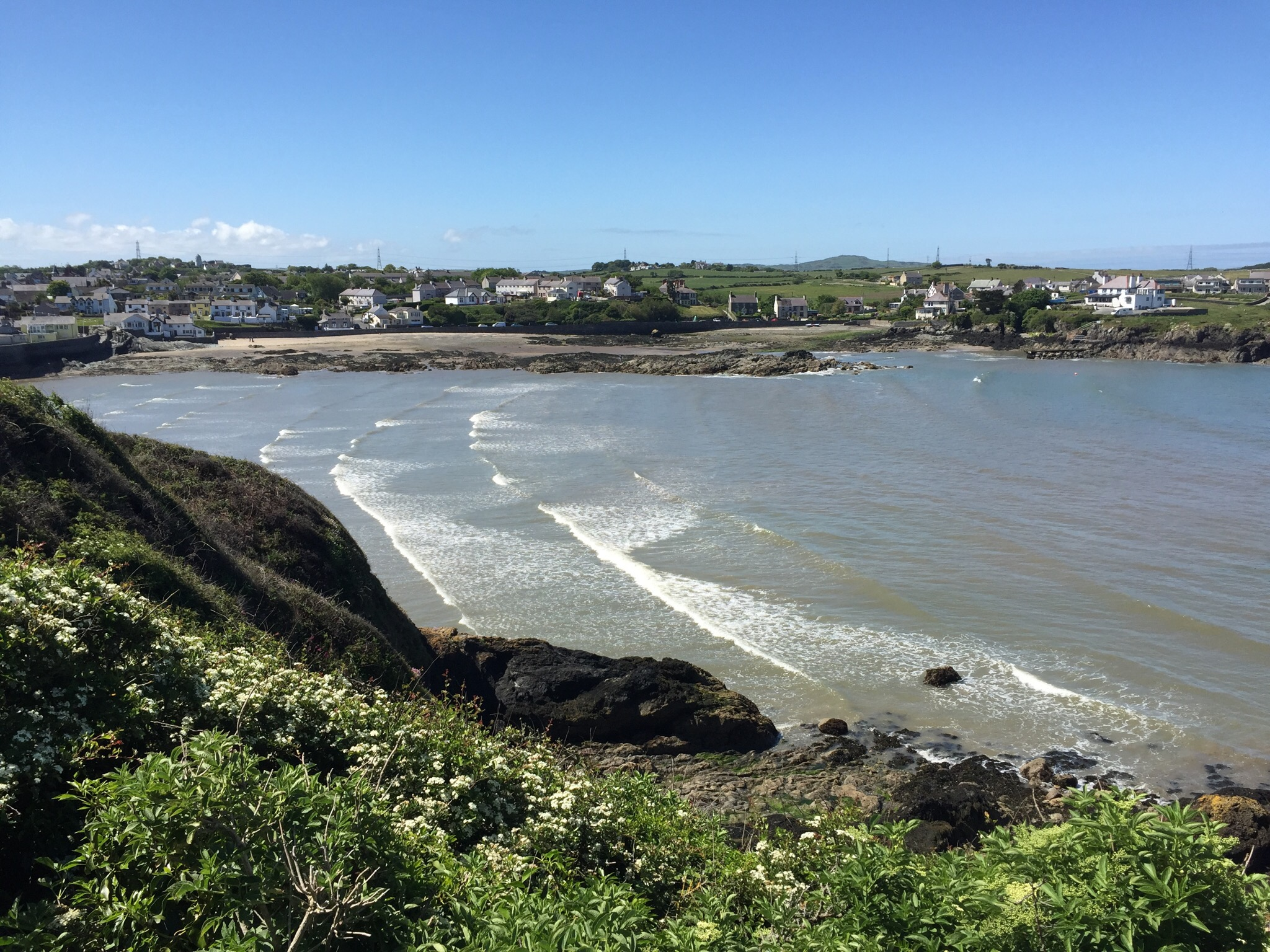 Cemaes Bay, Anglesey Coastal Walk