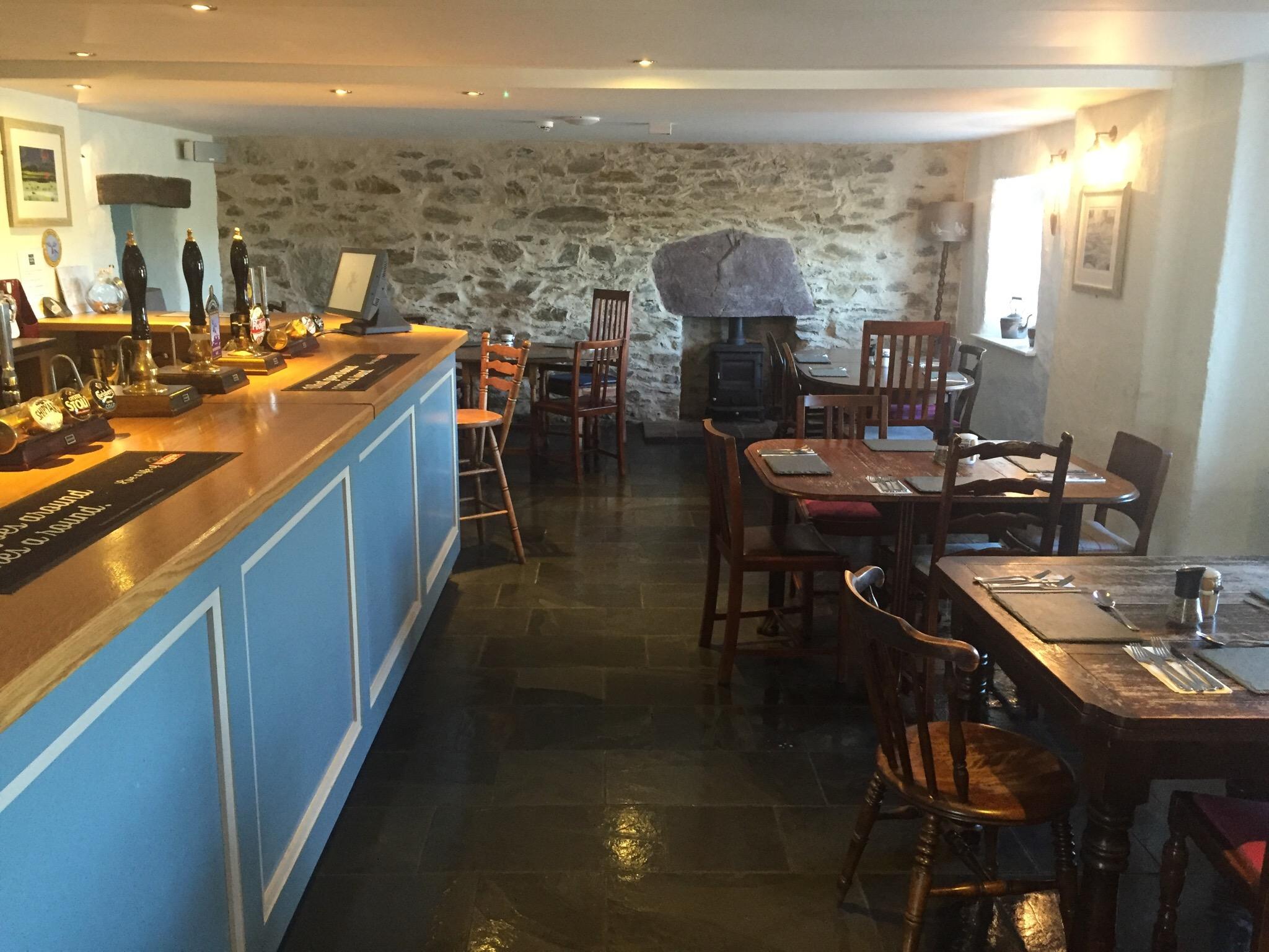 Black Lion Inn , Anglesey