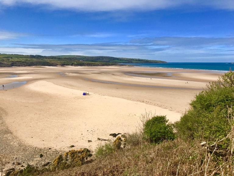 Ligway Beach Anglesey