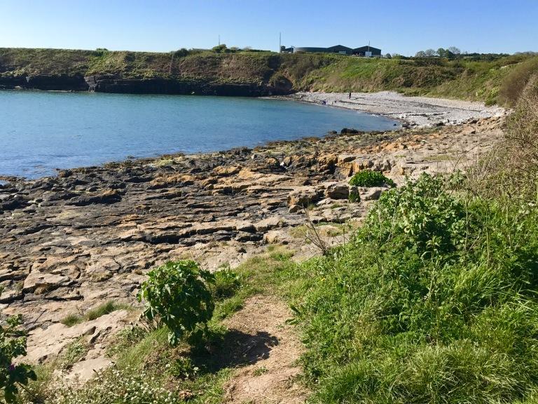 Bay near Molefre