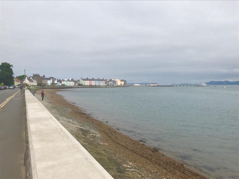 Beaumaris sea front