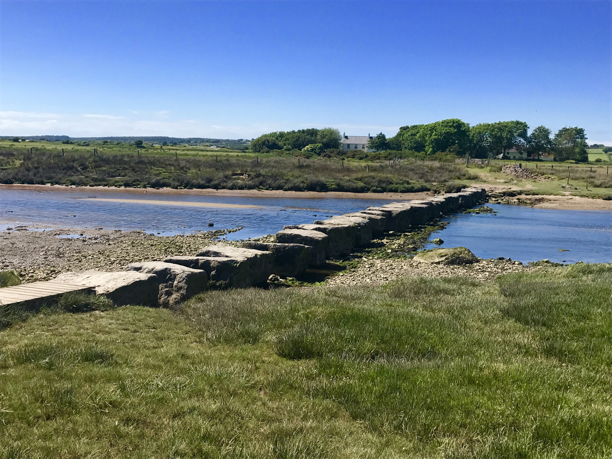 Anglesey Coastal Path Stepping Stones