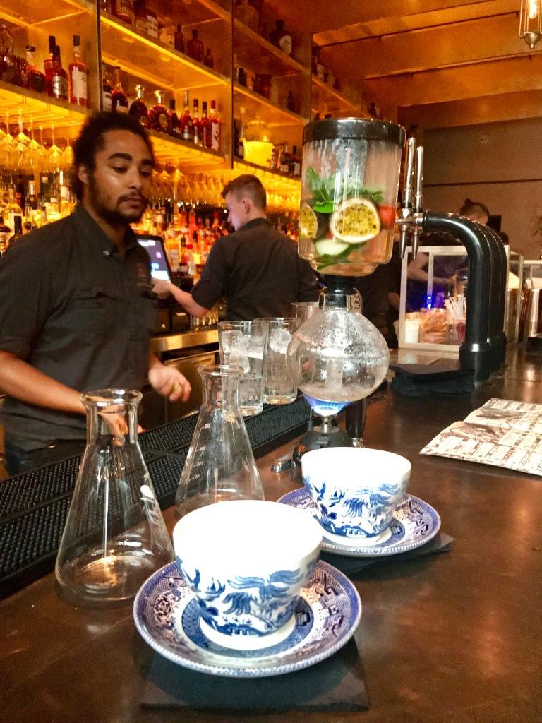 Alchemist Chester, cocktails