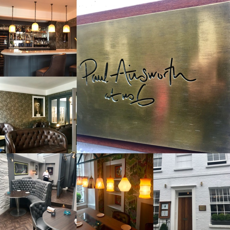 Paul Ainsworth at No6 In Padstow