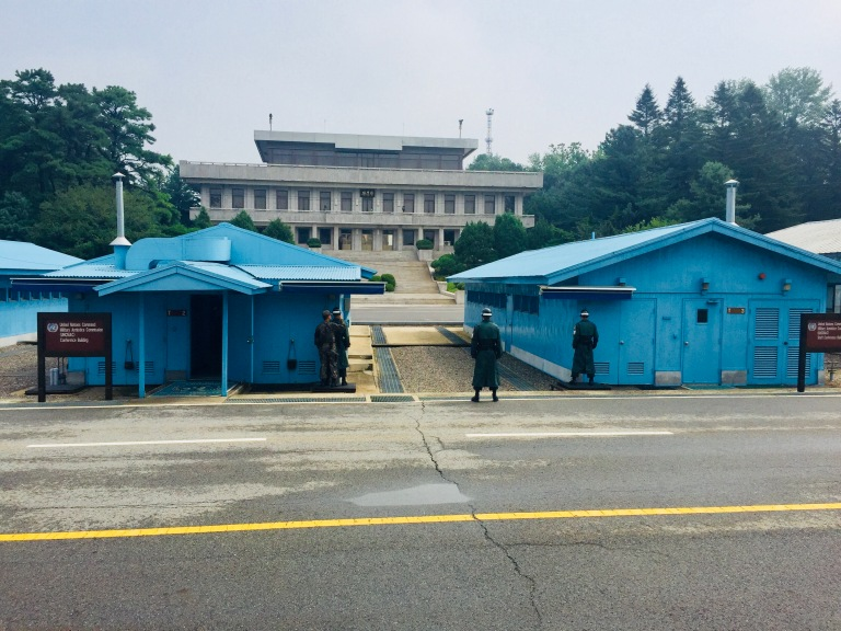 JSA - North Korea Border