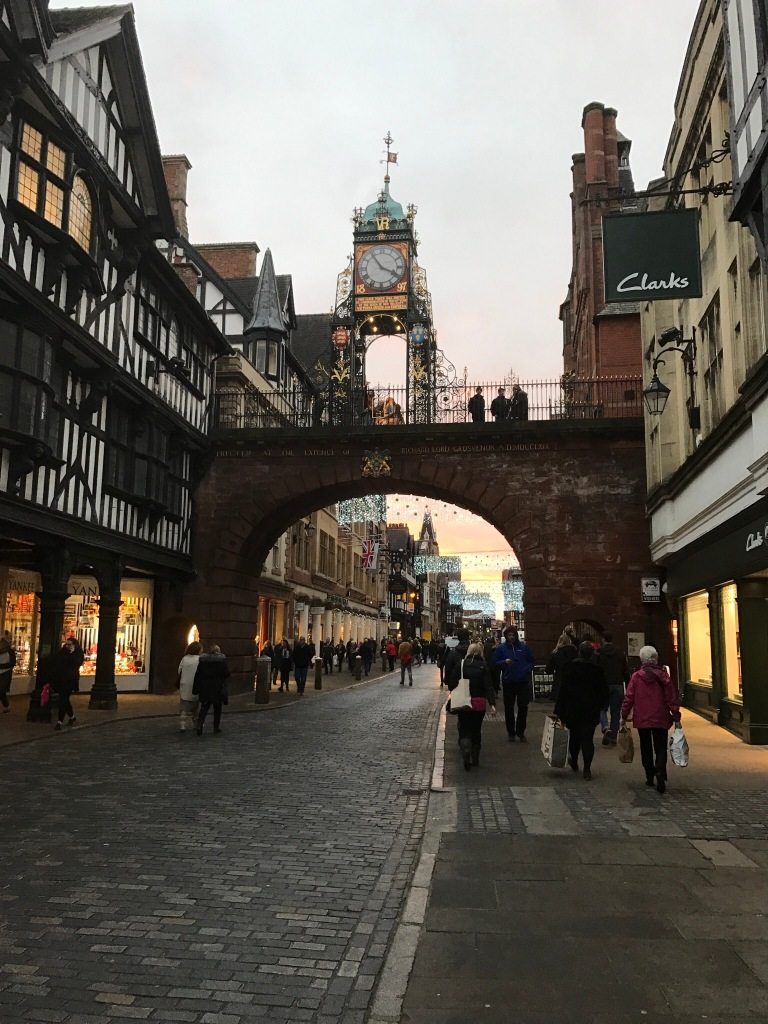 Chester The Eastgate Clock