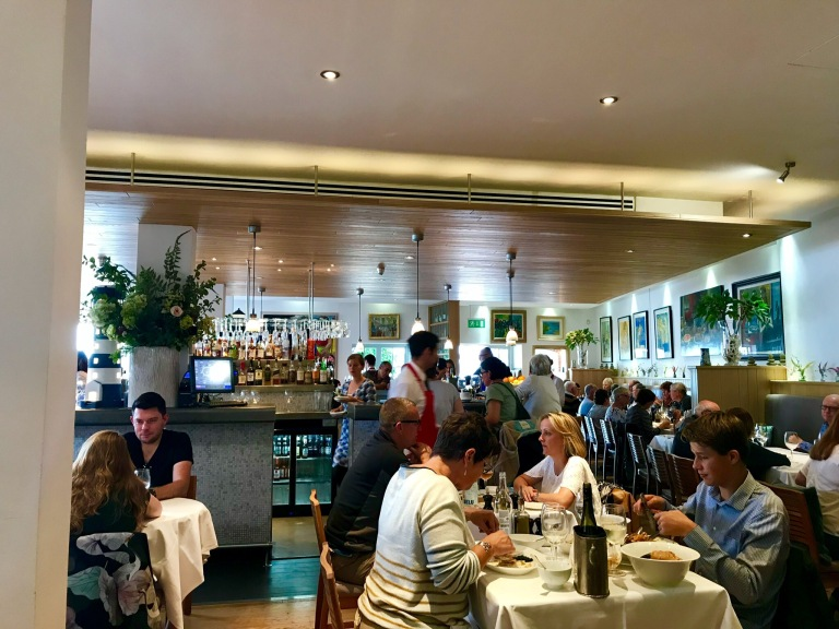 Rick Steins Seafood Restaurant Padstow