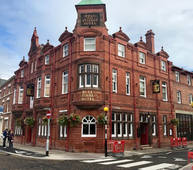 Bull & Stirrup Pub Chester