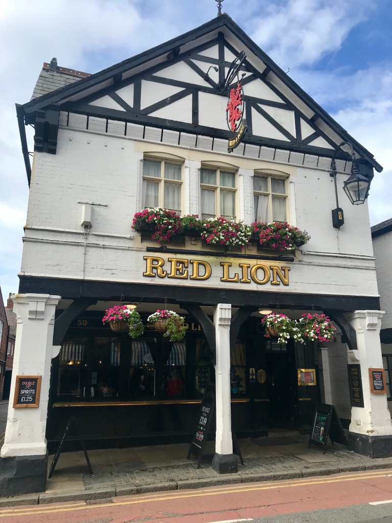 Red Lion Pub Chester