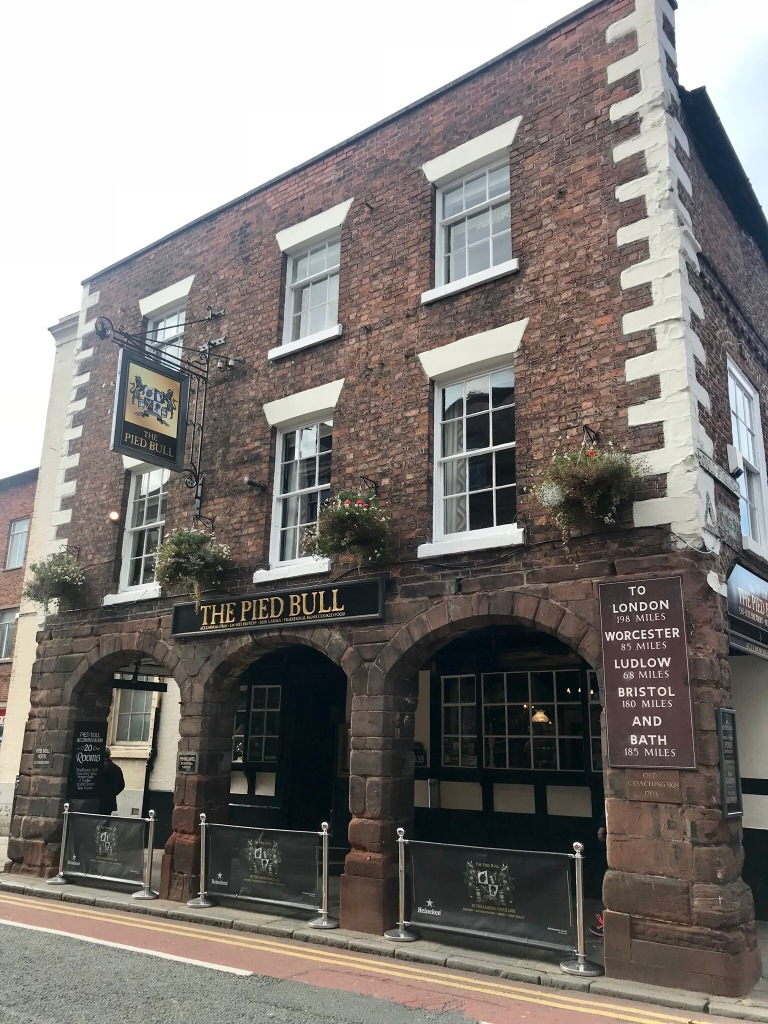 The Pied Pull Pub Chester