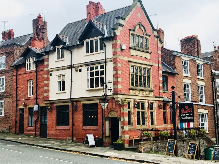 The Cross Keys Pub Chester