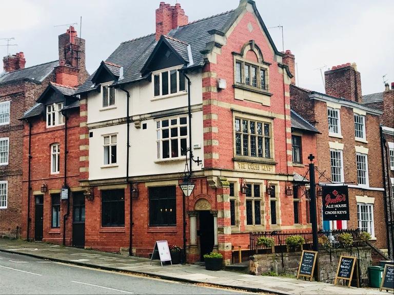 The Cross Keys Pub Chester
