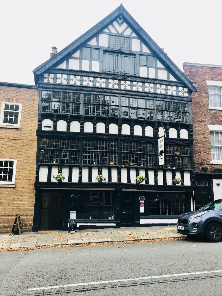 The Bear & Billet Pub Chester
