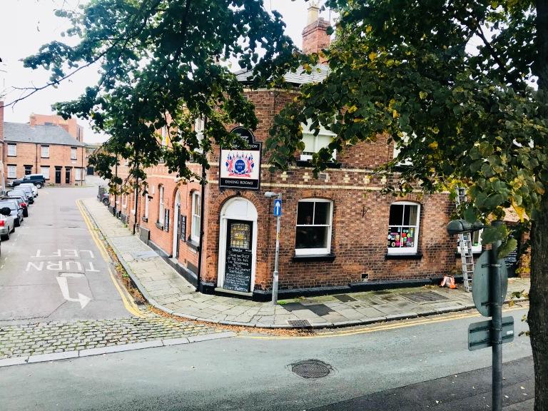 The Albion Pub Chester