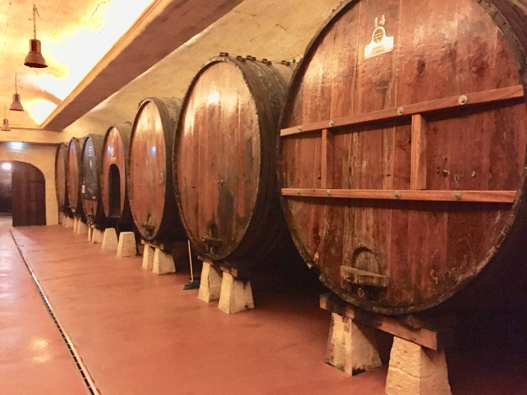 Petritegi Cider House Barrels