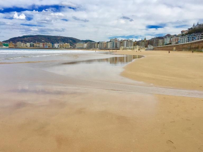San Sebastián La Concha Beach