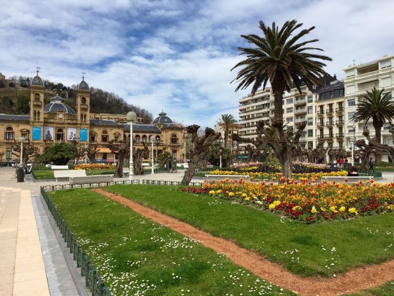 San Sebastián Promenade