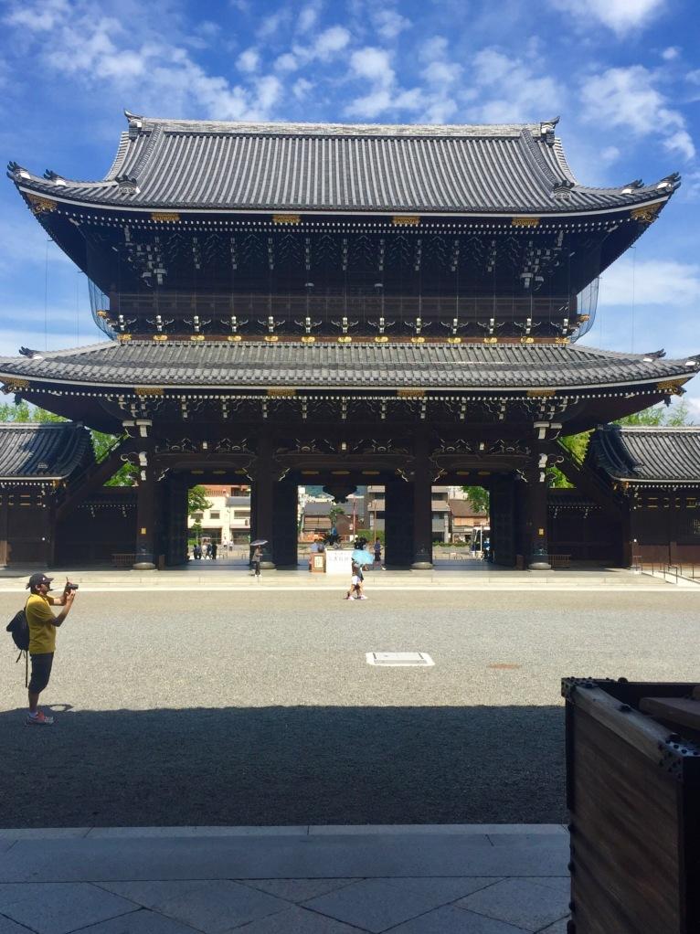 Higashi-Hongan Ji Temple