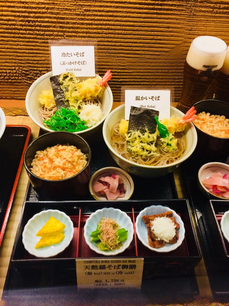 Food in Kyoto