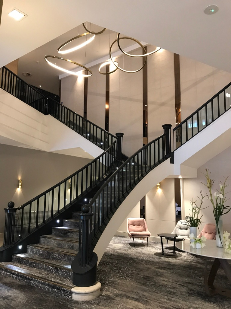Hilton Carlton Edinburgh Reception