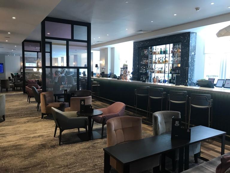 Hilton Carlton Edinburgh Bar
