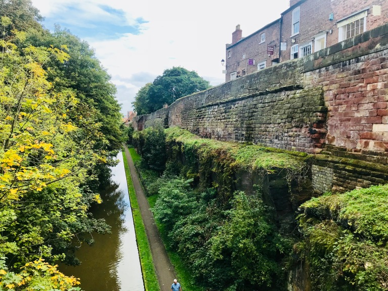 Chester The Walls