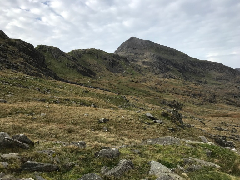 Snowdon Pyg Track