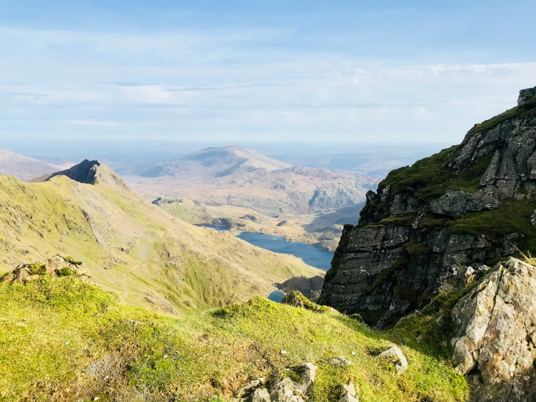 Top of the Pyg Track