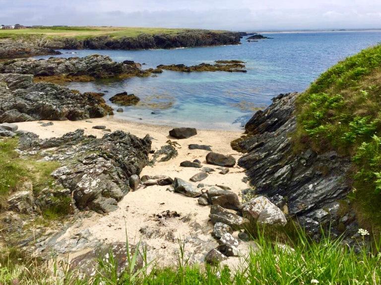 Porth Cae-du - Near Rhoscolyn