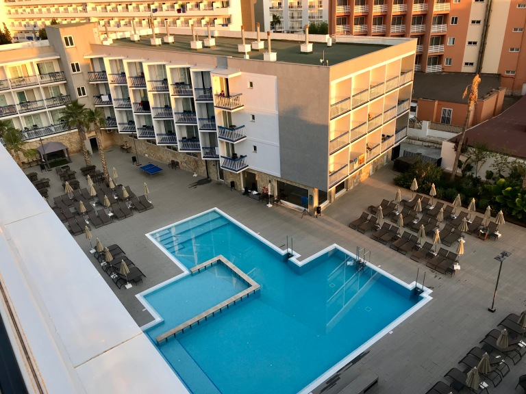 Pool at H10 Casa Del Mar Hotel