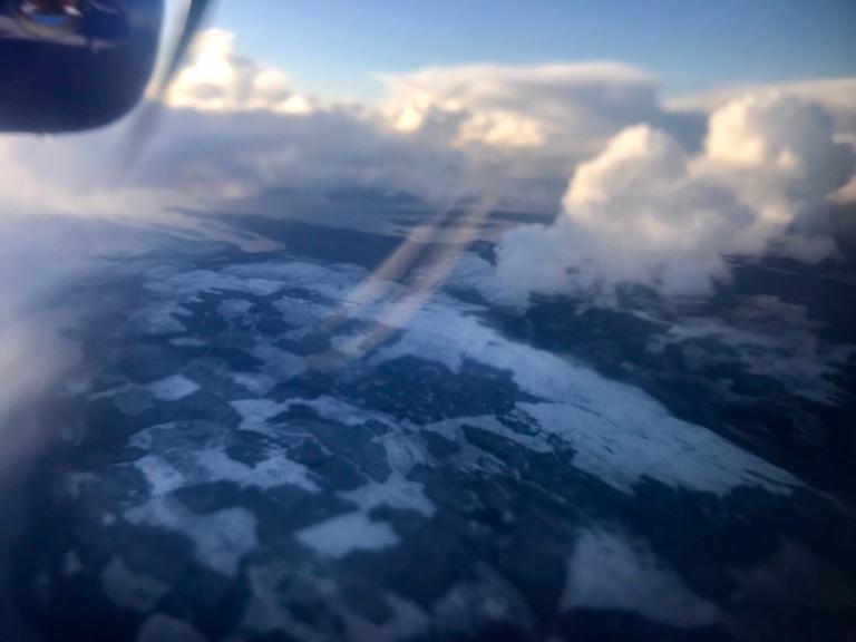 Flight to Barra
