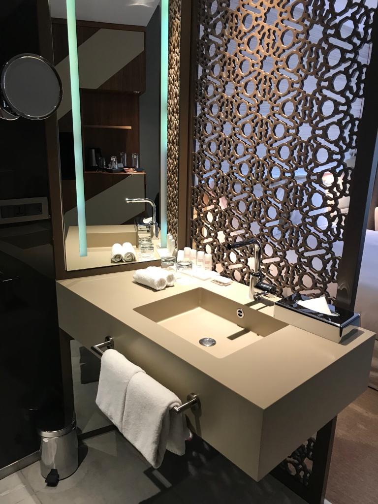 Radisson Blu Marrakech Room Sink