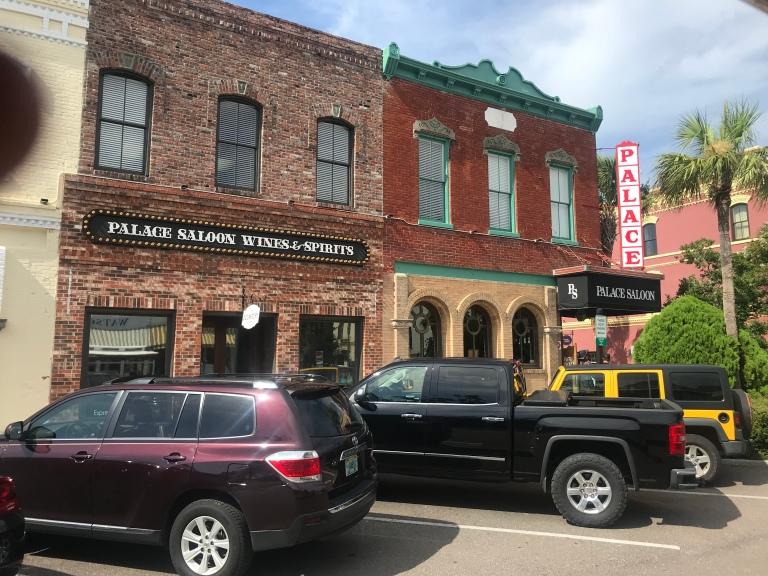 Palace Saloon, Amelia Island