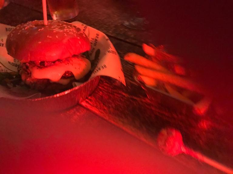 Death Row Diner , Liverpool